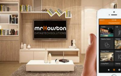 Conciliación entre arquitectura, decoración y tecnología.