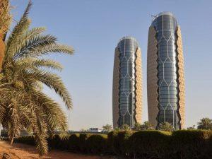 Torres-Al-Bahar- edificios inteligentes