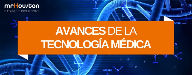 5 avances tecnológicos en medicina