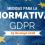 Medidas de adaptación a la GDPR