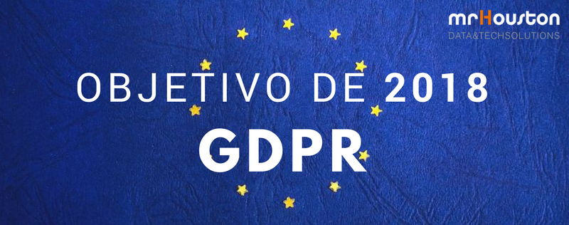 GDPR, el propósito de la regulación de datos europea