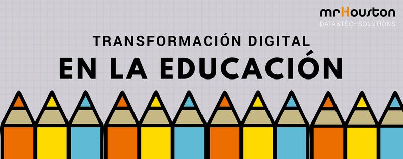 Educación: buscando el cambio digital