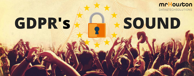 GDPR en el sector musical