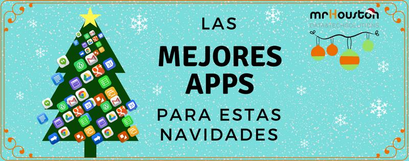 7 apps para la Navidad del 2018