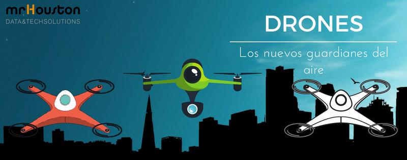 ¿Cómo y para qué funcionan los drones?
