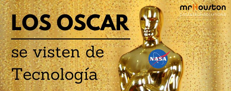 La mejor tecnología de la NASA en los Oscar