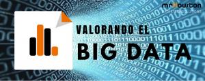 Valor Big Data en TD