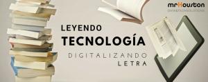 Libros y tecnología