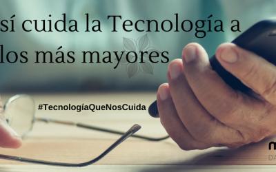 Ancianos y tecnología