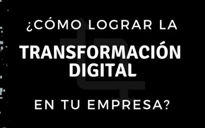 Pasos transformación digital