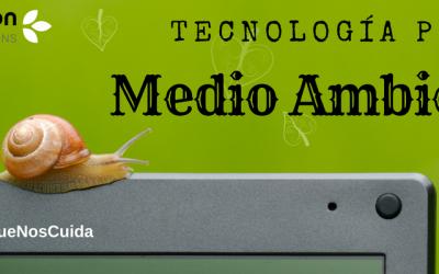 Tecnología y naturaleza