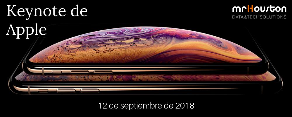Las últimas novedades de Apple 2018