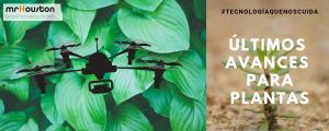 #TecnologíaQueNosCuida – Plantas