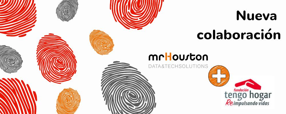 mrHouston colabora con Fundación Tengo Hogar