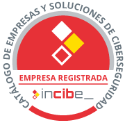INCIBE's registered company