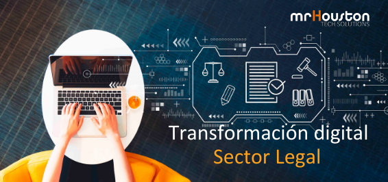 La transformación digital en el sector legal